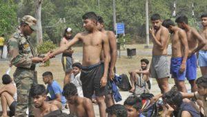 ARO Parganas Army Rally Bharti