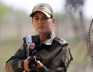 Girls Army Sena Bharti Program
