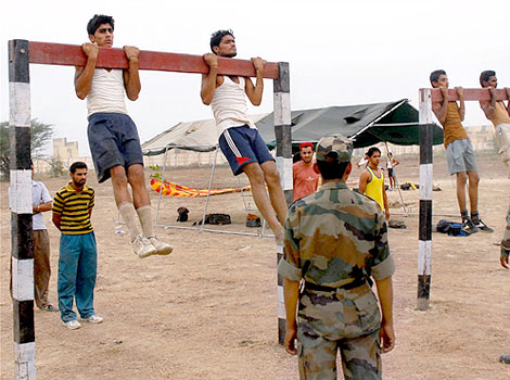 KRC Ranikhet Army Relation Quota Bharti