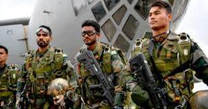 Chamba Army Bharti Program